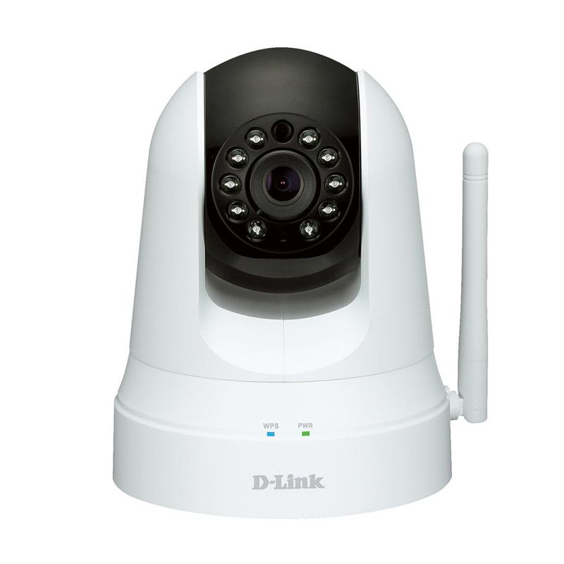 D-Link Cloud DCS-5020L PTZ IP Camera