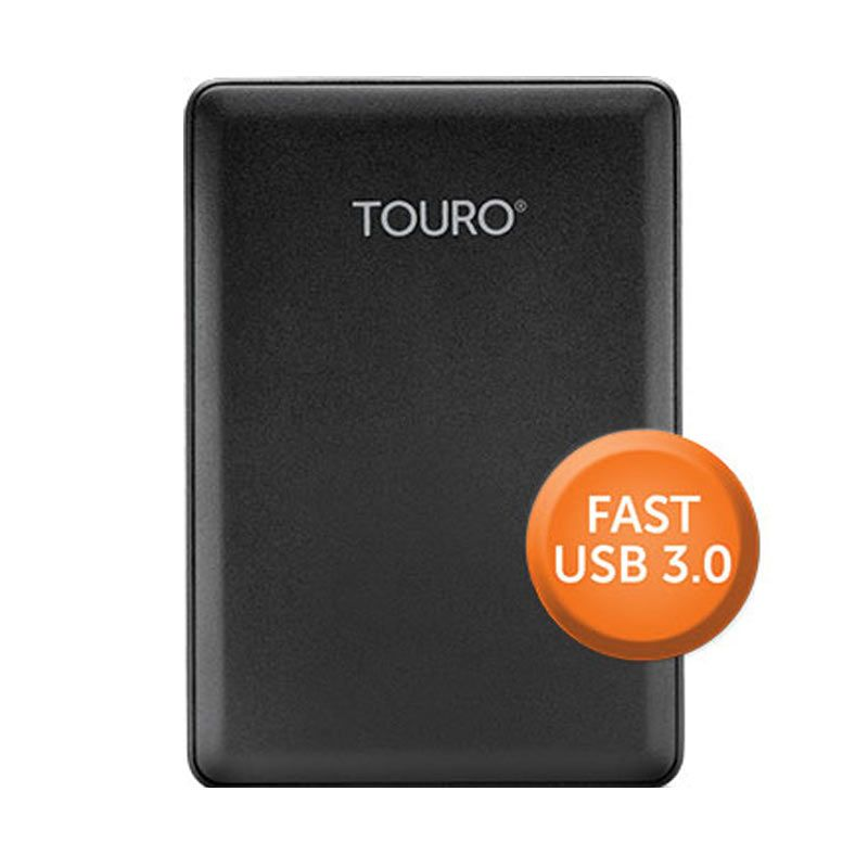 HGST Touro Mobile 1TB USB 3.0 by Western Digital