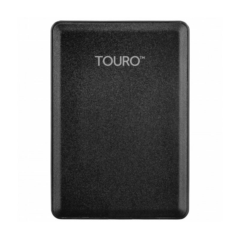 Hitachi Touro Mobile Hardisk Eksternal [500 GB]
