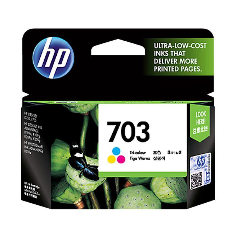 HP 703 Colour Tinta Printer