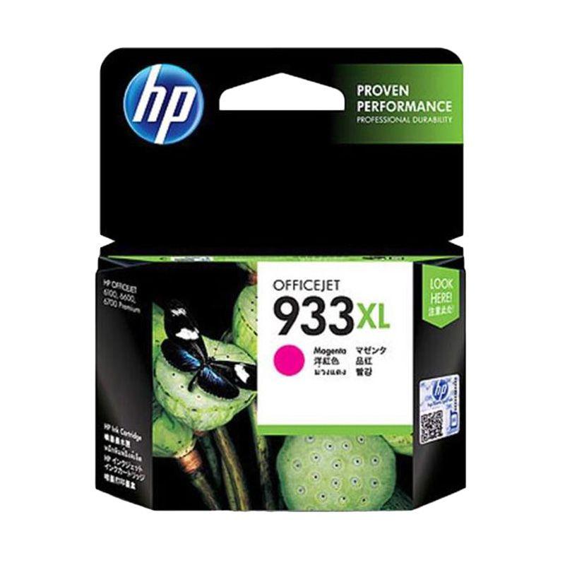 HP 933 XL CN055AA Magenta Tinta Printer