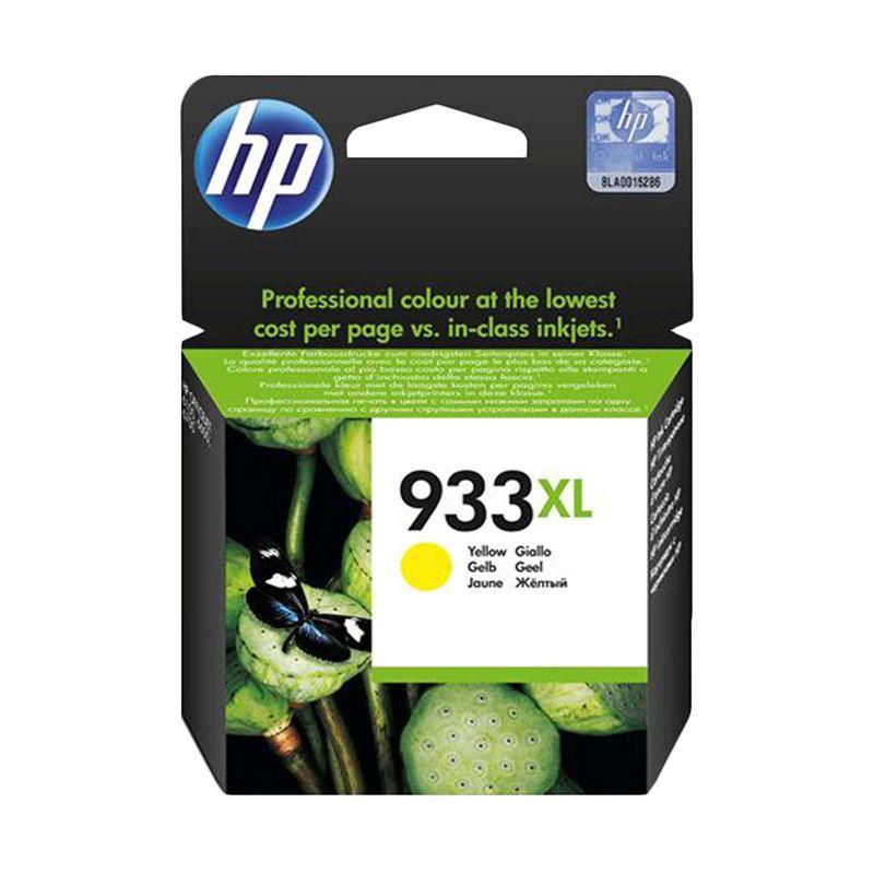 HP 933 XL CN056AA Yellow Tinta Printer