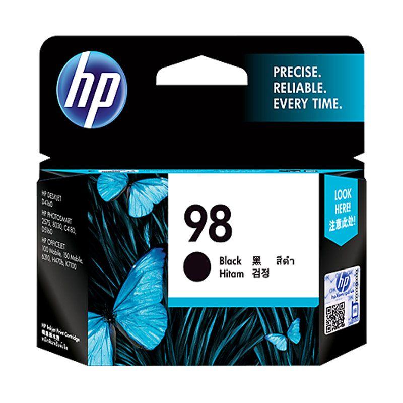 HP 98 Black Original Cartridge [C9364WA]