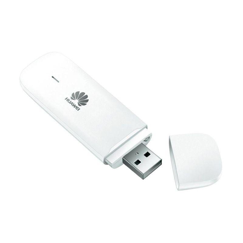 Huawei E3531 Putih USB Modem [3G/21 Mbps]