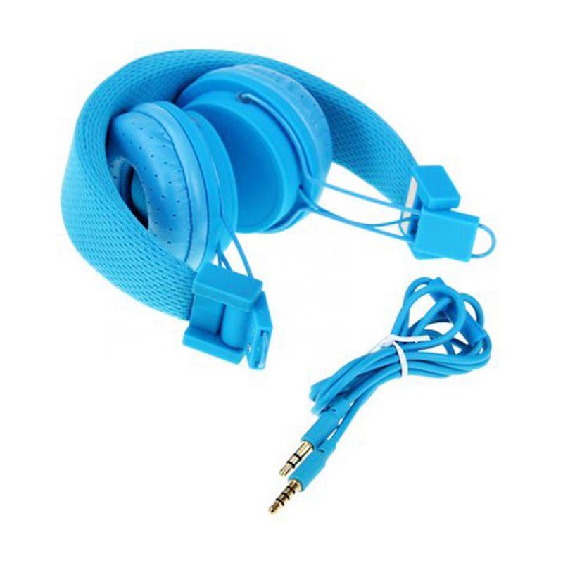 Prima Niaga Computer EX09i Blue Headset