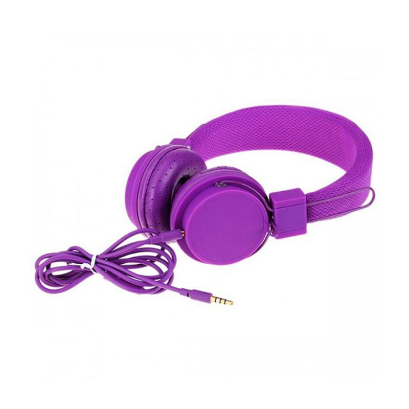 Prima Niaga Computer EX09i Purple Headset