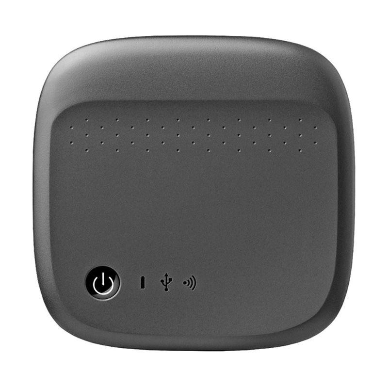 Seagate STDC500305 500 GB Hitam Wireless Hard Disk