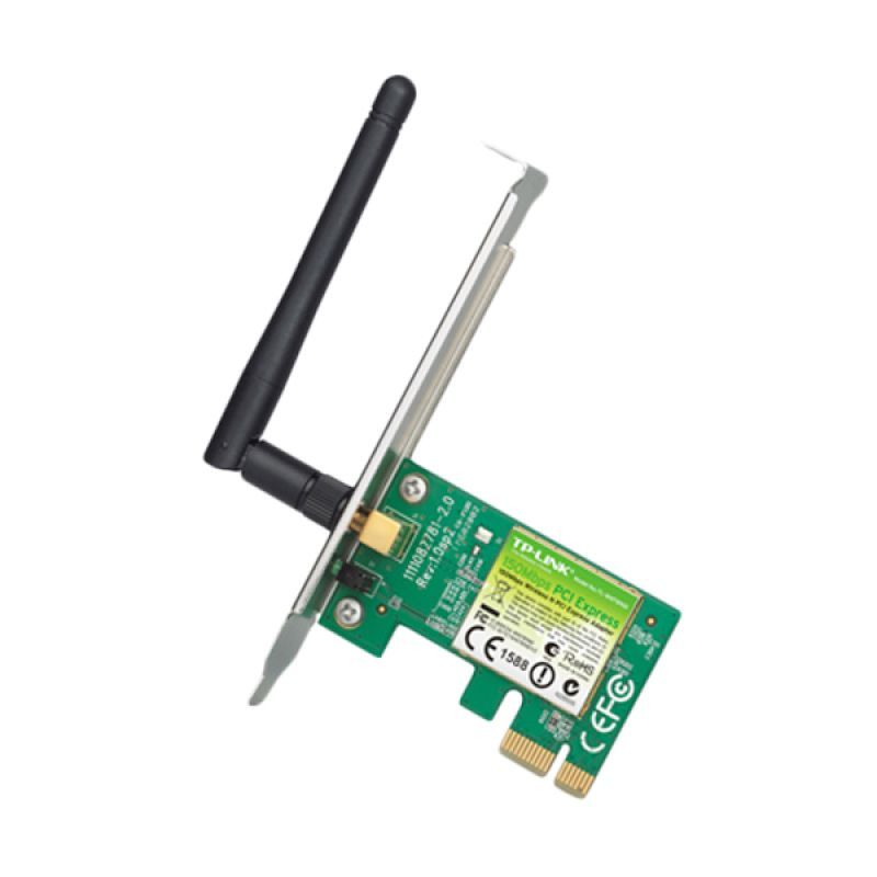 TP-LINK TL-WN781ND PCI express Wireless N Adapter [150 Mbps]