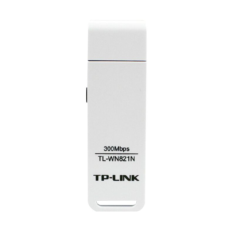 TP-LINK TL WN821N Wireless Lite N USB Adapter [300 Mbps]