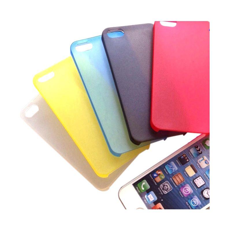 Vivan Slim Blue Casing for iPhone 5C