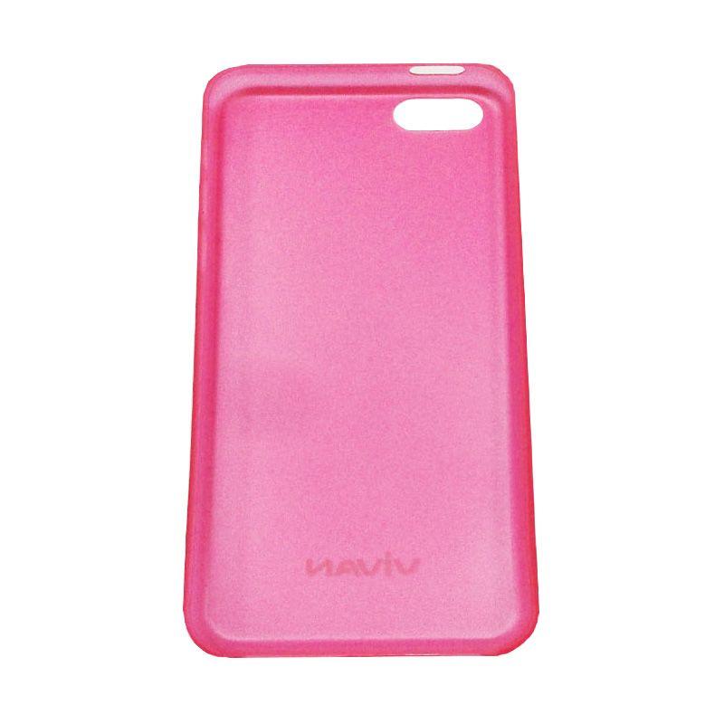 Vivan Slim Case iPhone 5C Red