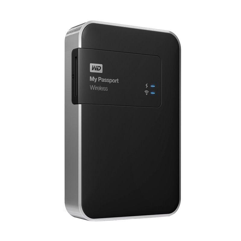 WD Passport Wireless 2TB