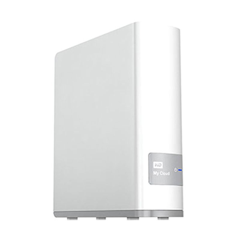 WD MyCloud 4 TB Network Storage