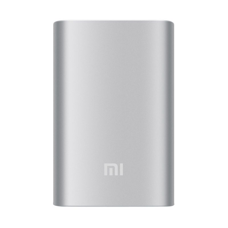 Xiaomi Slim Original Silver Powerbank [10000 mAh]