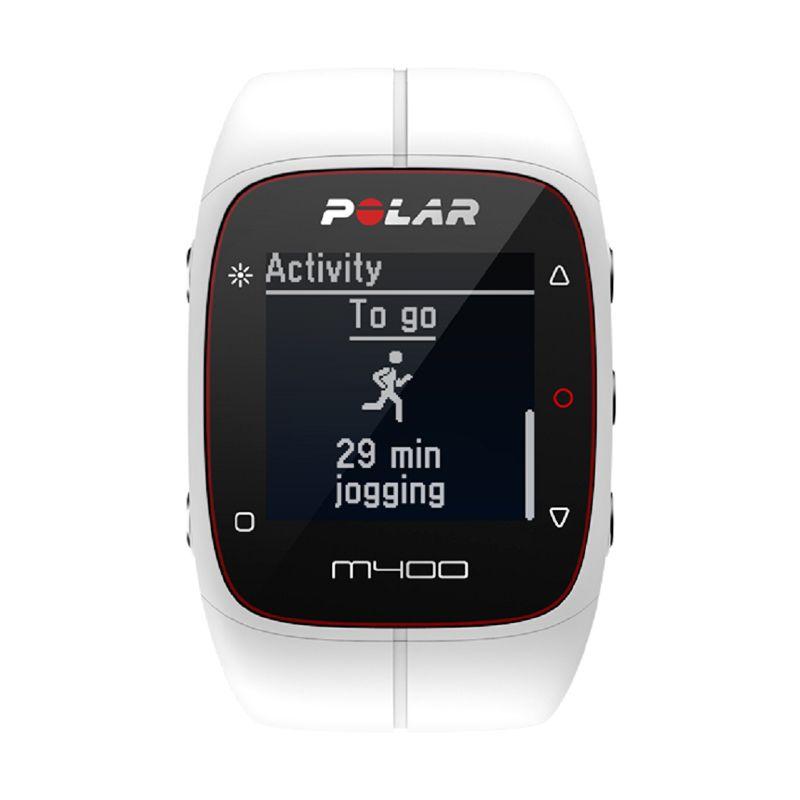 POLAR M400 White Smartwatch