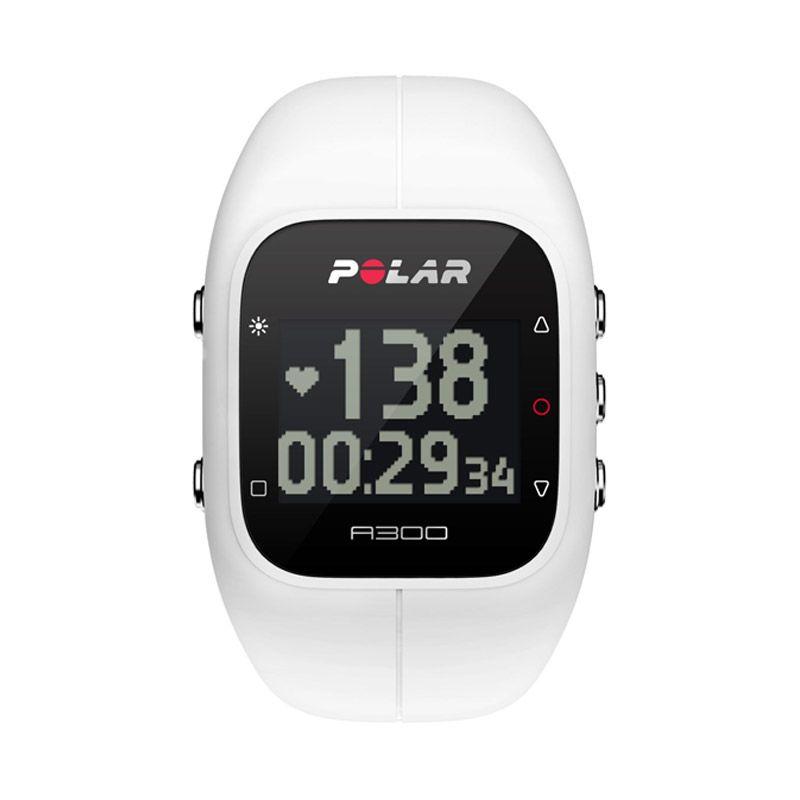 Polar Fitness & Crosstraining Polar A300 White Jam Tangan Kesehatan