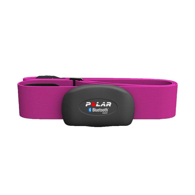 Polar Heart Rate Sensor H7 Pink Alat Monitor Kesehatan