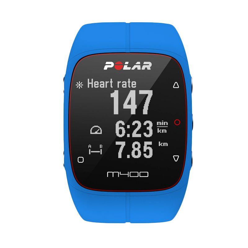 POLAR M400 HR Blue Smartwatch