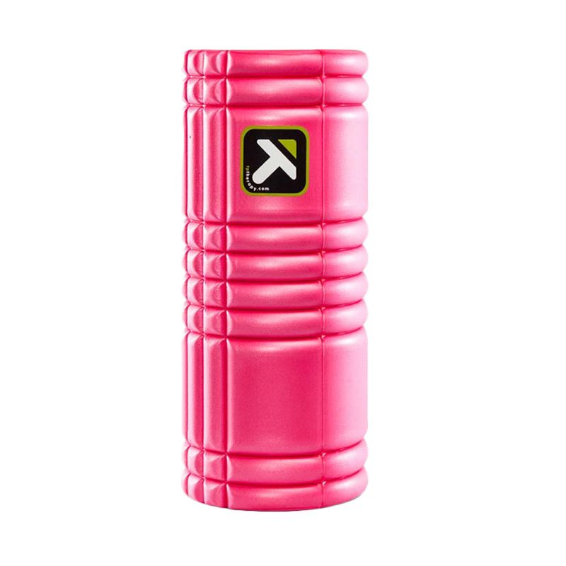 Trigger Point Theraphy The Grid Pink Alat Olahraga