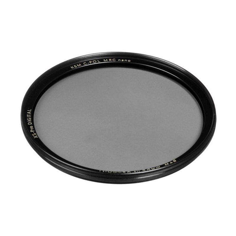 B+W Kaesemann Circular Polarizer Filter Lensa [72 mm/XS-PRO MRC Nano]