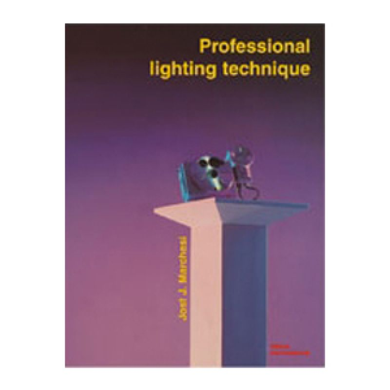 Broncolor Professional Lighting Technique Book BK-PLT