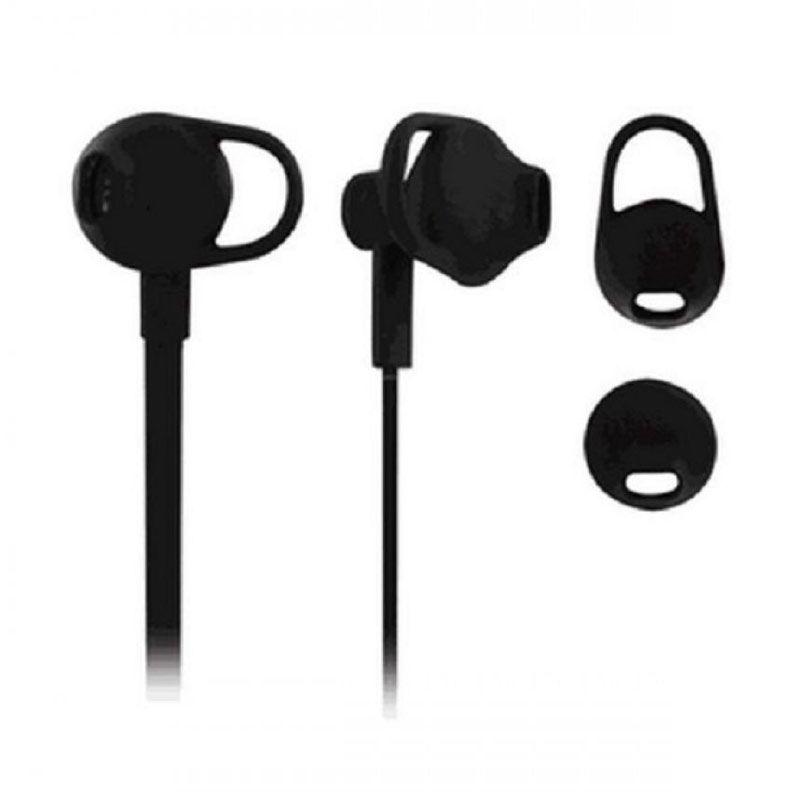 Blackberry Premium Hitam Headset [Loose Pack]