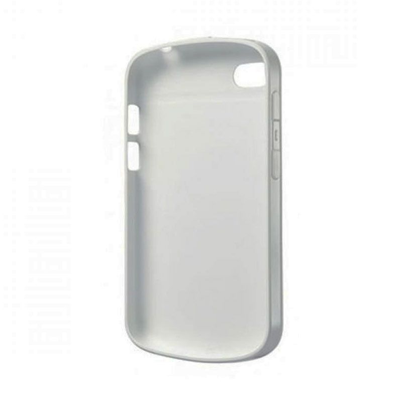Blackberry Soft Shell White Casing for Blackberry Q10