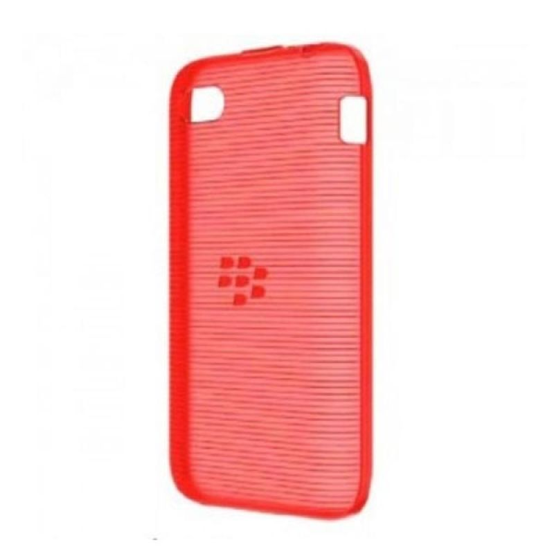 BlackBerry Softshell Merah Casing for Blackberry Q5