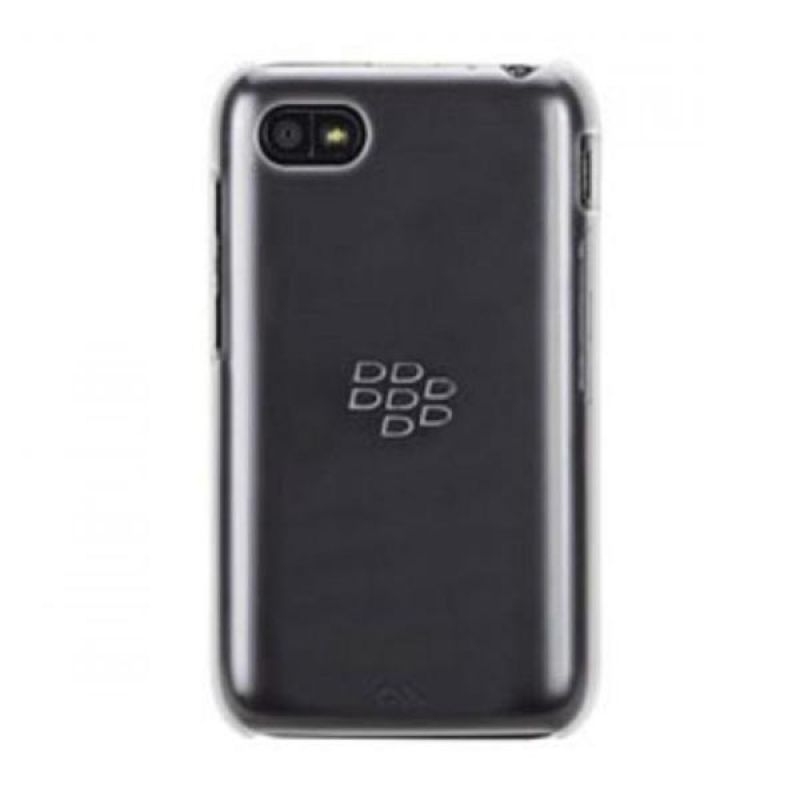 Casemate Barely There Transparan Casing for Blackberry Q5