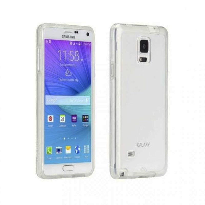 Casemate Naked Tough Casing for Note 4
