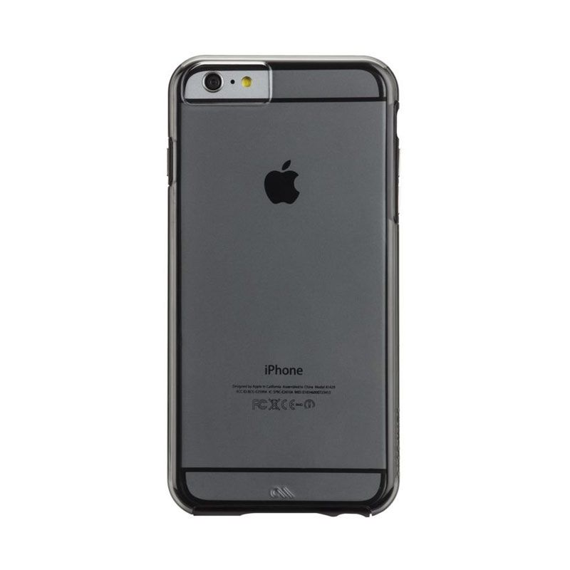 Casemate Naked Tough Smoke Black Casing for iPhone 6