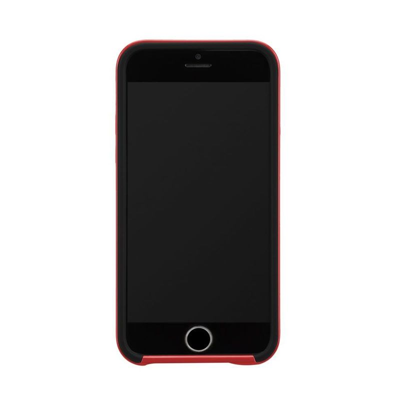 Casemate Slim Tough Black Red Casing for iPhone 6