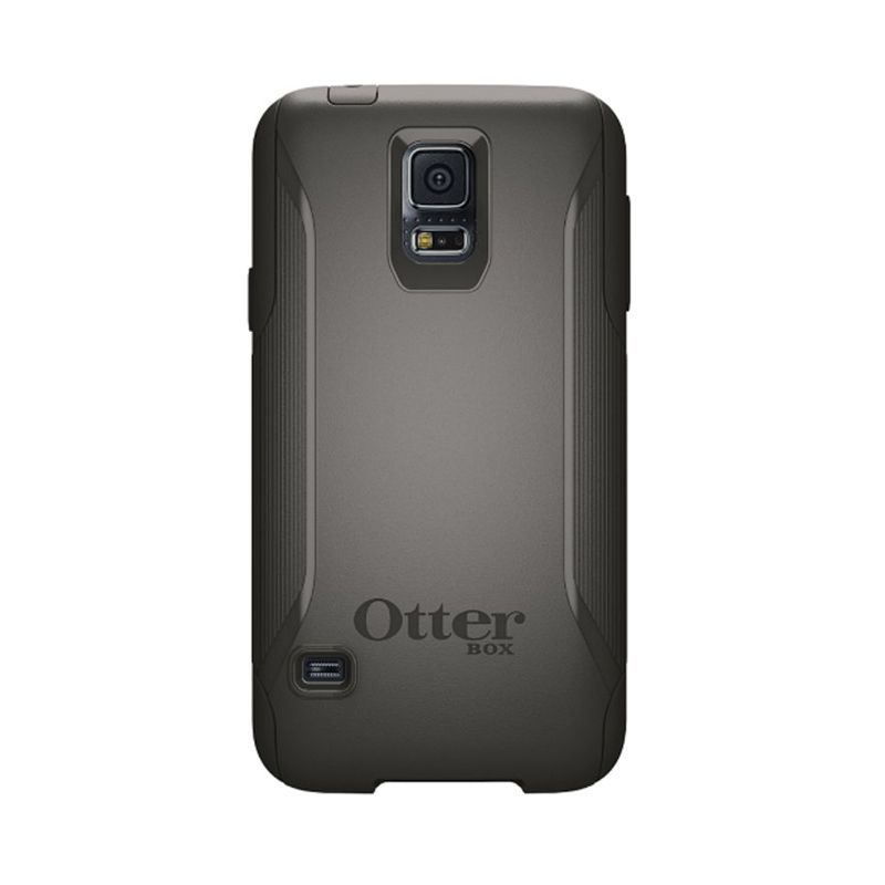 Otterbox Commuter Hitam Casing for Samsung Galaxy S5