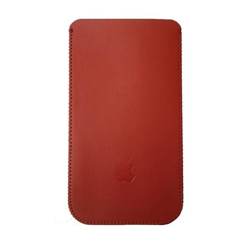 Primary Original Red Pouch for iPhone 6 Plus [5.5 Inch]