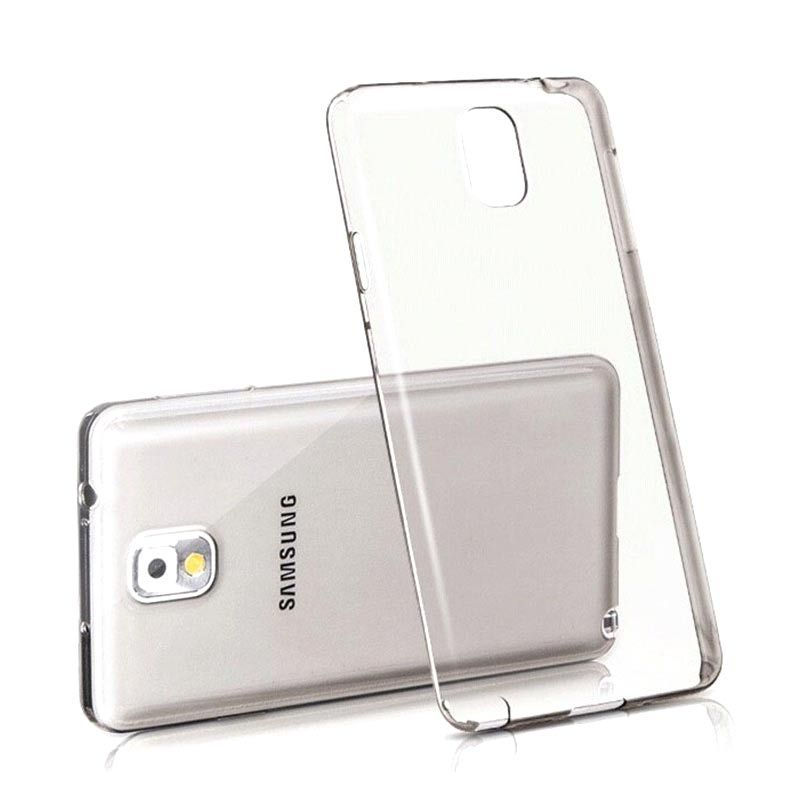 Primary Original Ultra Thin Transparant Casing for Samsung Note 4