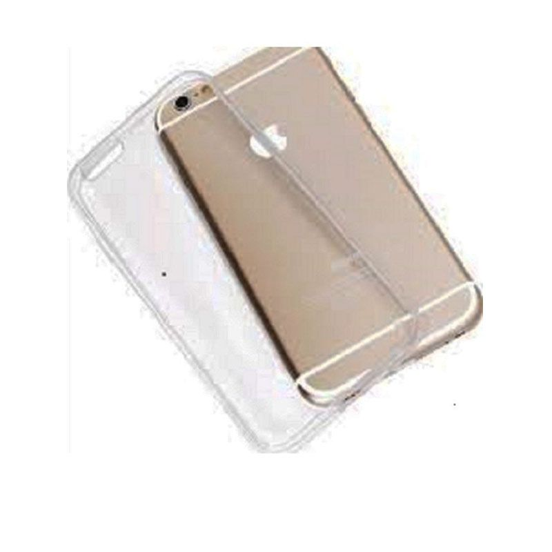 Primary Silicone Transparant Casing for iPhone 6 Plus