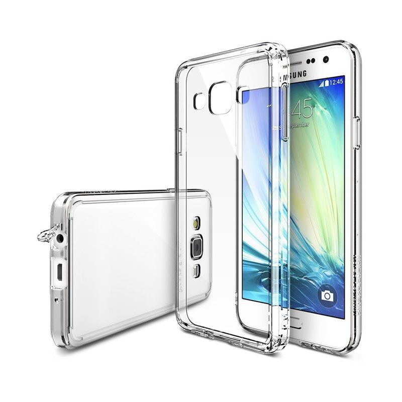 Rearth Ringke Fusion Crystal View Casing for Galaxy A3