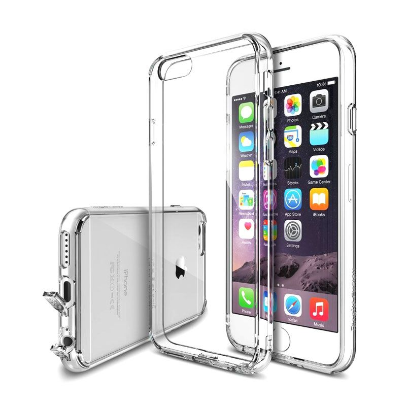 Rearth Ringke Fusion Crystal View Casing for iPhone 6