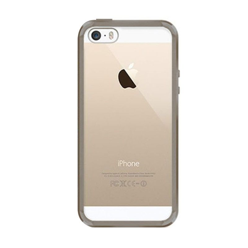 Rearth Ringke Fusion Gold Casing for iPhone 5/5S