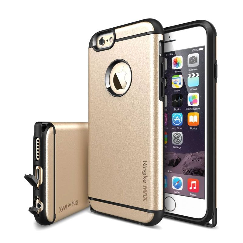 Rearth Ringke Max Gold Casing for iPhone 6