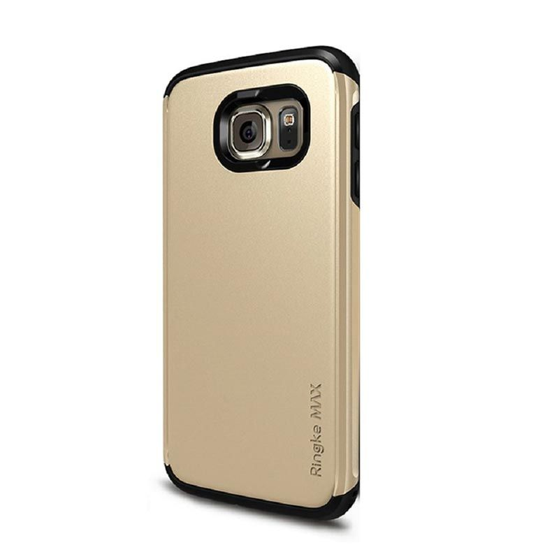 Rearth Ringke Max Royal Gold Casing for Galaxy S6