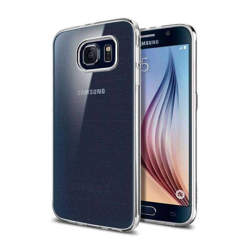 Spigen Liquid Clear Casing for Galaxy S6