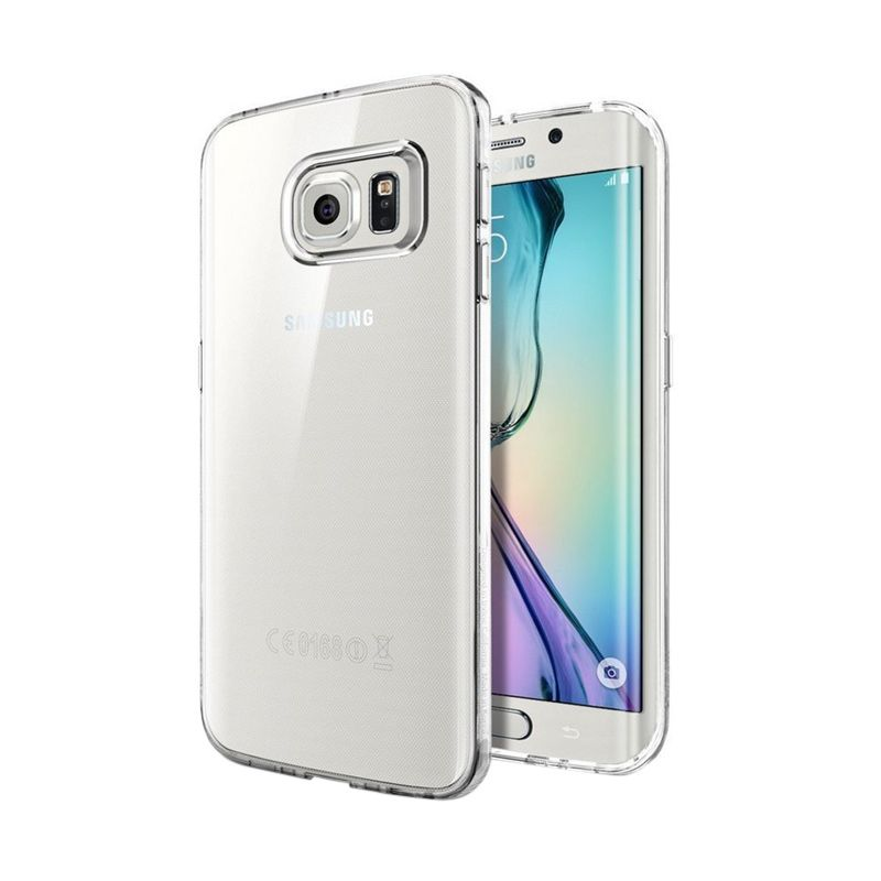 Spigen Liquid Clear Crystal Casing for Galaxy S6 Edge