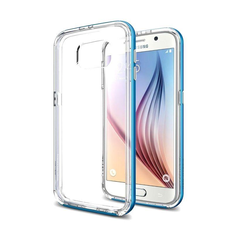 Spigen Neo Hybrid CC Blue Casing for Galaxy S6