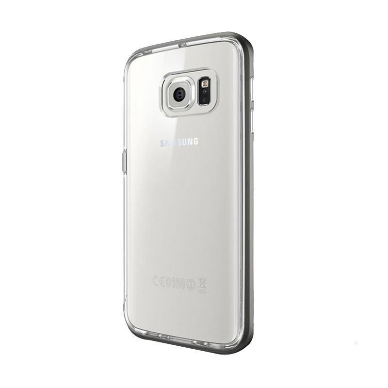 Spigen Neo Hybrid CC Gunmetal Casing for Galaxy S6
