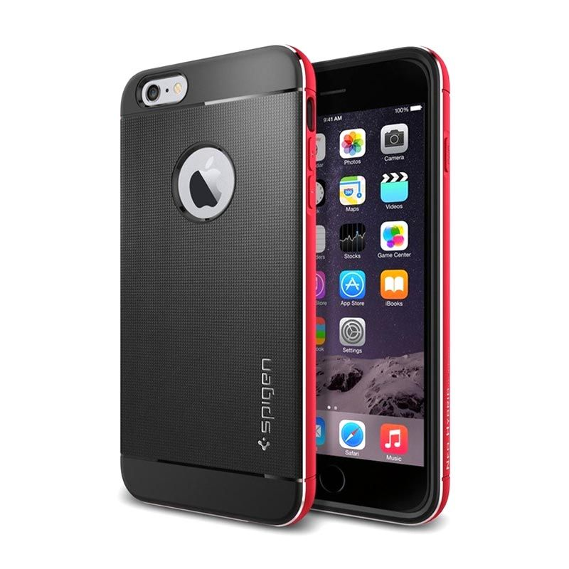 Spigen Neo Hybrid Red Casing for iPhone 6