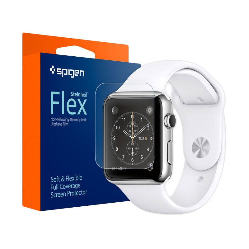 Spigen Steinheil Flex Screen Protector for Apple Watch