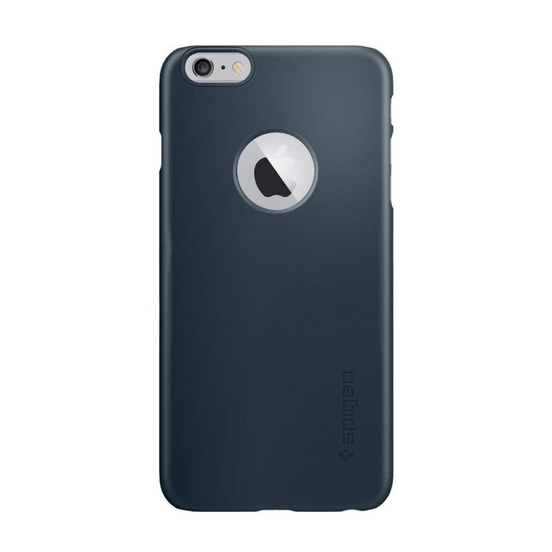 Spigen Thin Fit A Metal Slate Casing for iPhone 6 [5.5 Inch]