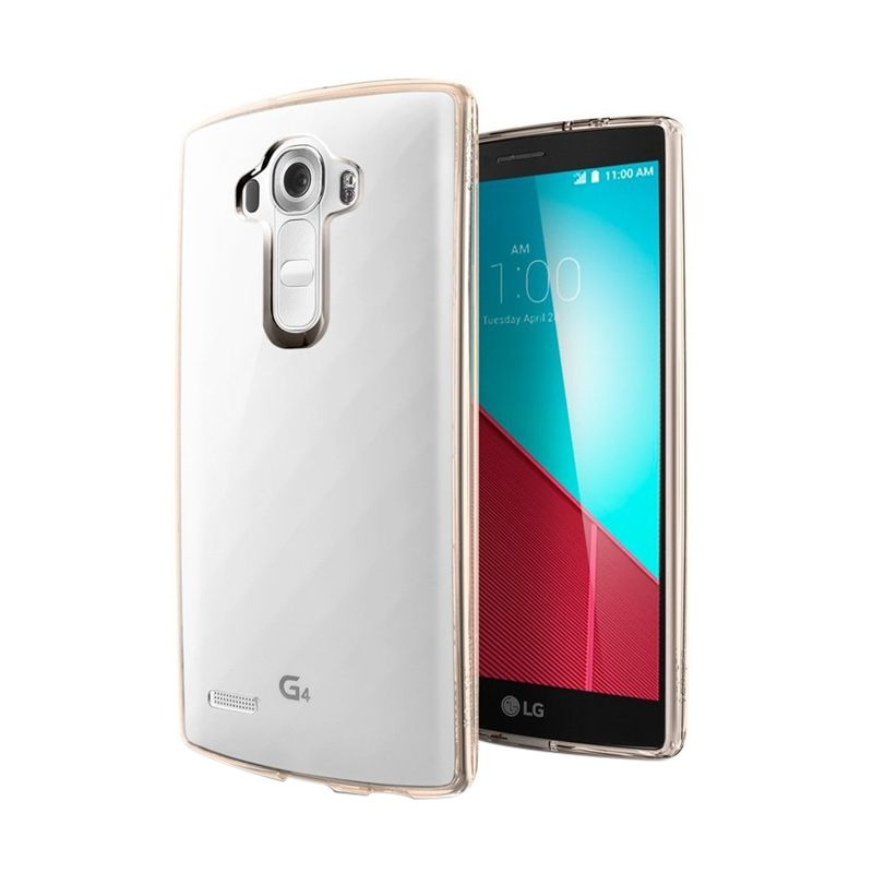 Spigen Ultra Hybrid Champagne Crystal Casing for LG G4