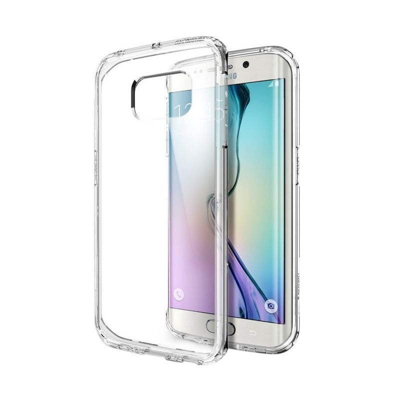 Spigen Ultra Hybrid Clear Casing for Galaxy S6 Edge